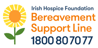 Irish Hospice Foundation logo