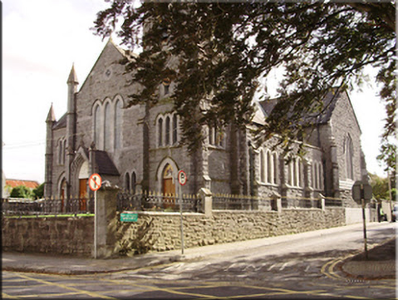 Gort church photo