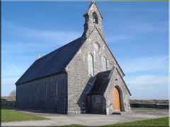 noughaval church photo